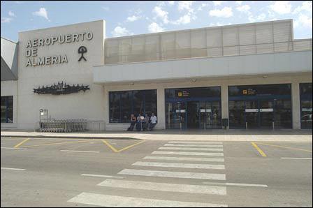 аэропорт альмерии (aeropuerto de almeria)