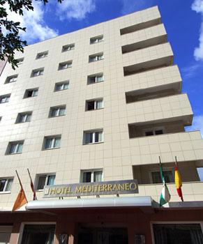 vincci mediterraneo hotel (hostel)