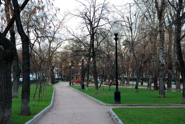 Москва, Тверской бульвар