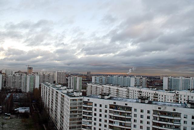 Москва, Чертаново