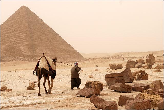 египет бедуины