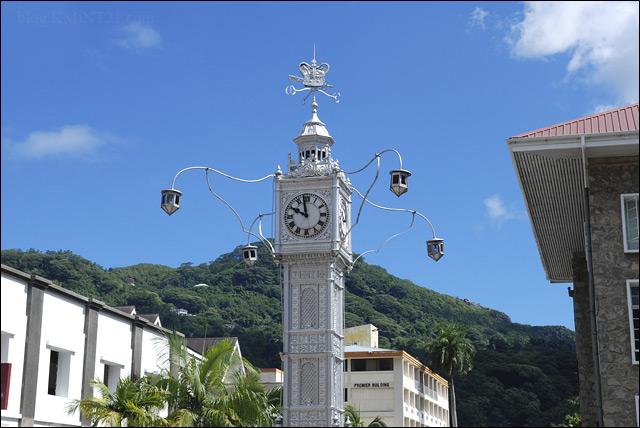 виктория часы биг-бен