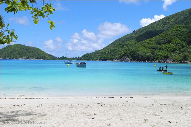бухта, остров Маэ