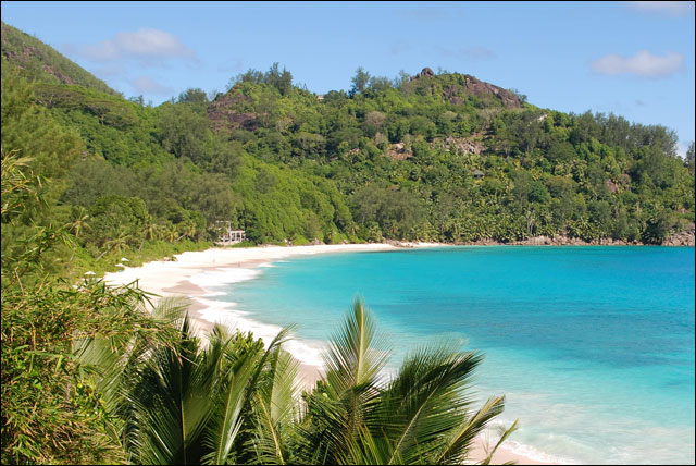Seychelles - Sunset Beach