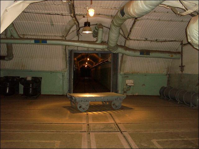 балаклавская штольня