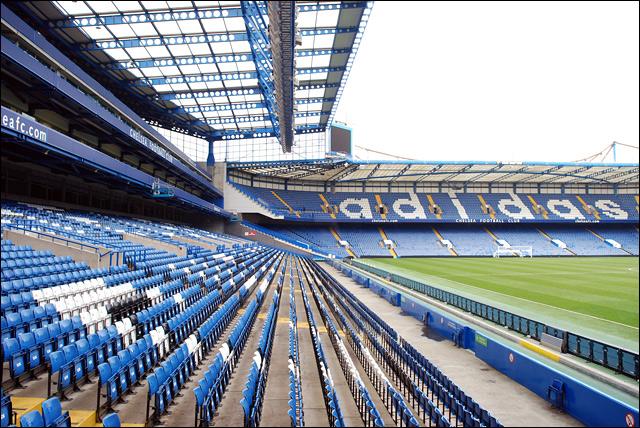 Stamform Bridge Stadium