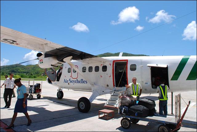 Сейшельский самолет